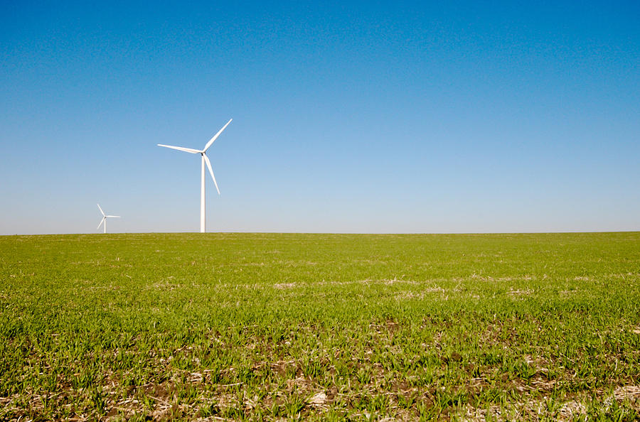 Wind Farm 4 by Carl Young
