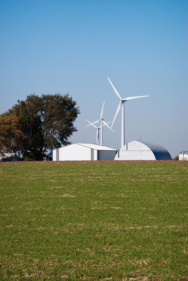Wind Farm 5 by Carl Young