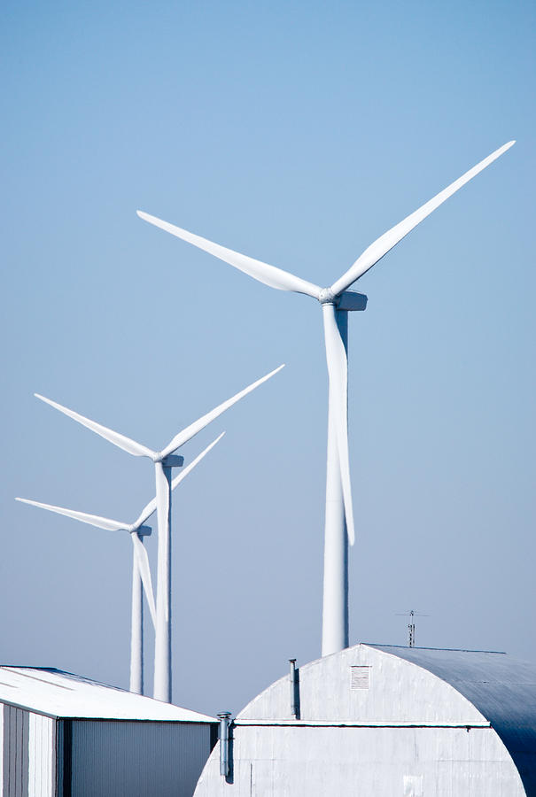 Wind Farm 6 by Carl Young