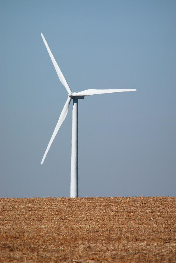 Wind Farm 9 by Carl Young
