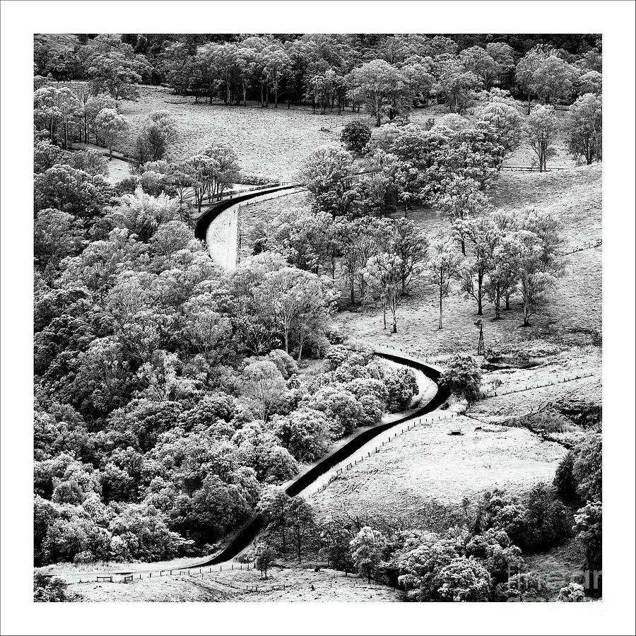 Winding Road by Russell Brown