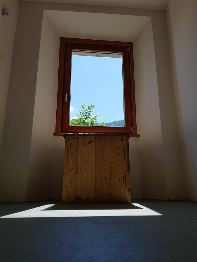 Window Of Hope Photograph
