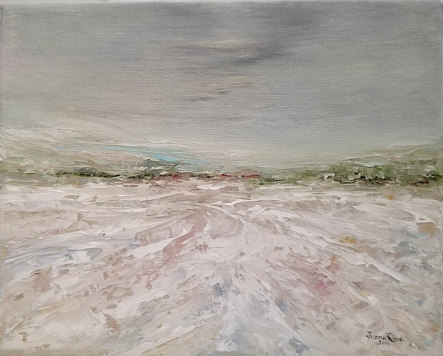 Windswept Winter by Judith Rhue