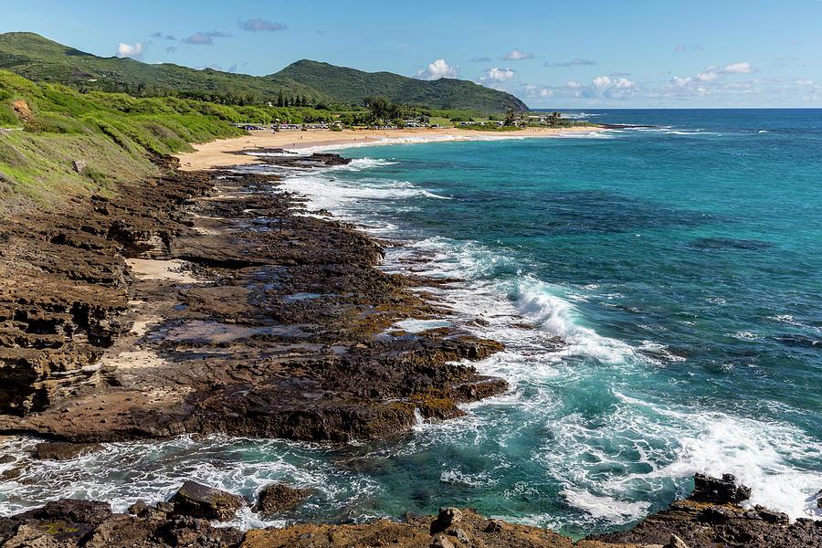 Windward Coast O'ahu by Kelley King