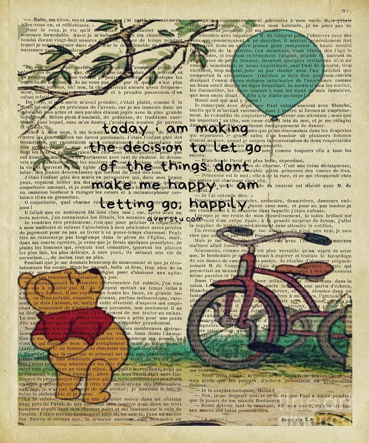Winnie The Pooh Digital Art - Winnie The Pooh Make Me Happy  by Trindira A