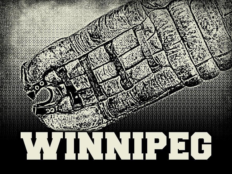 Winnipeg Hockey - Sports by Flo Karp