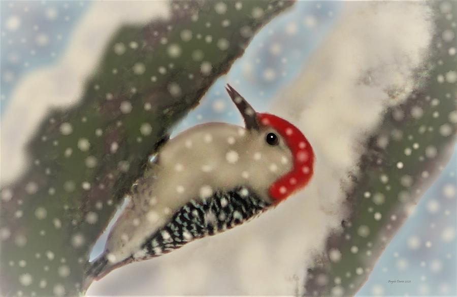 Winter Companion by Angela Davies