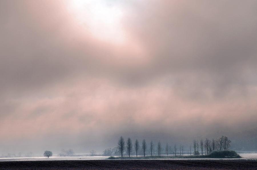 Winter Landscape 2 - Surreal Art By Ahmet Asar Digital Art
