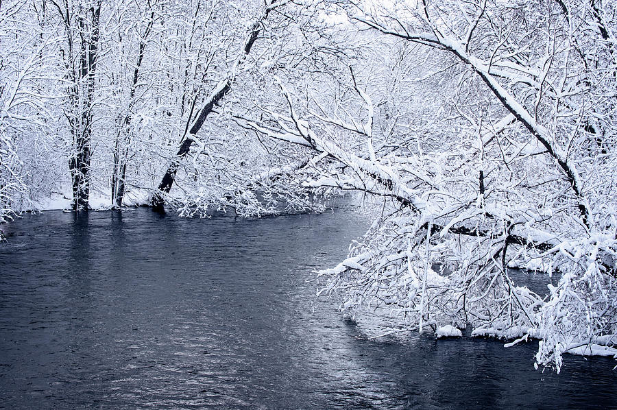 Winter Peace Photograph