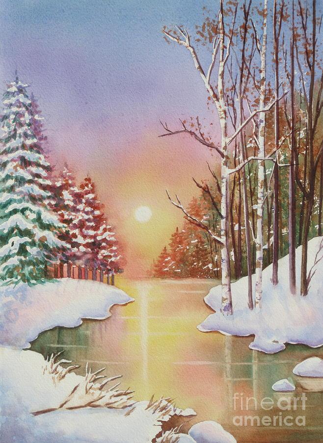 Winter Solstice by Deborah Ronglien