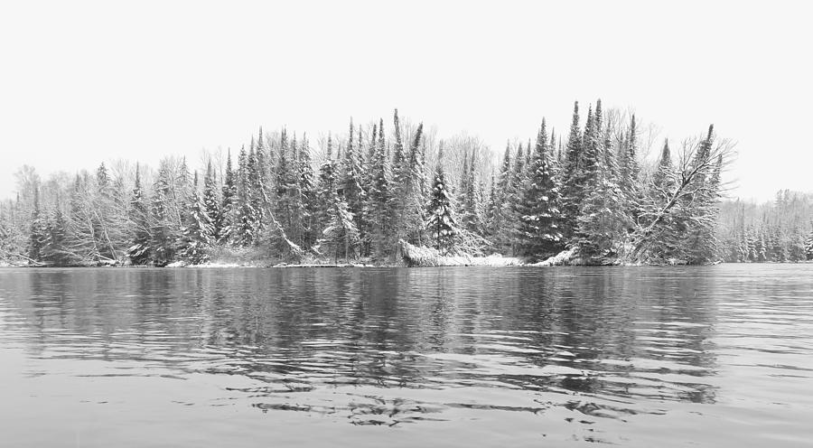 Winter Stillness Photograph