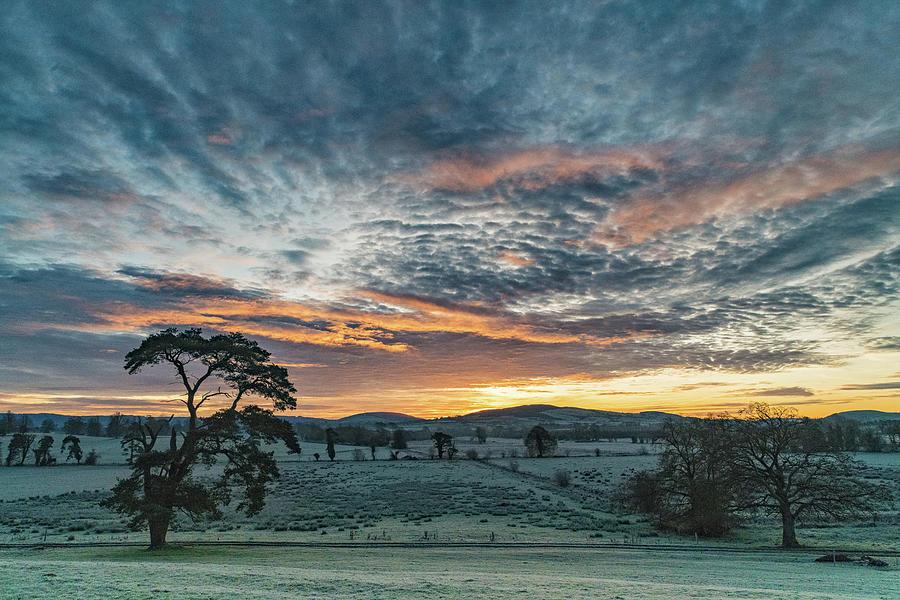 Winter Sunrise Photograph