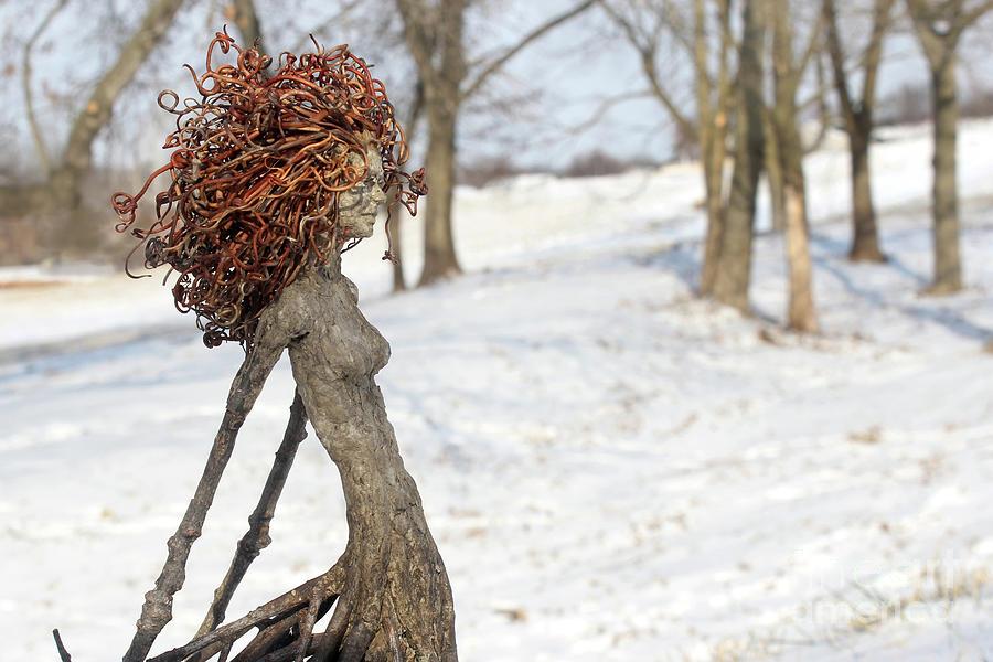 Winters Desire Sculpture