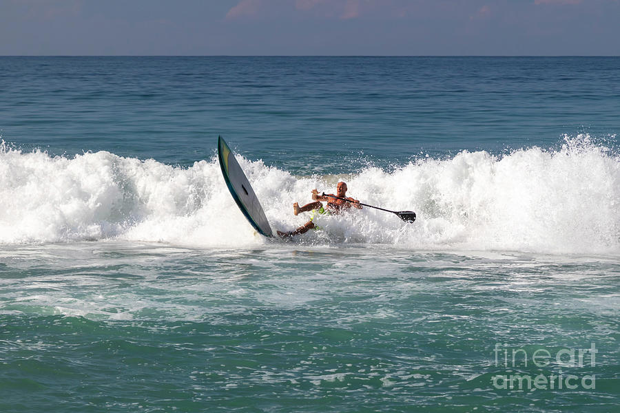 Wipeout Photograph