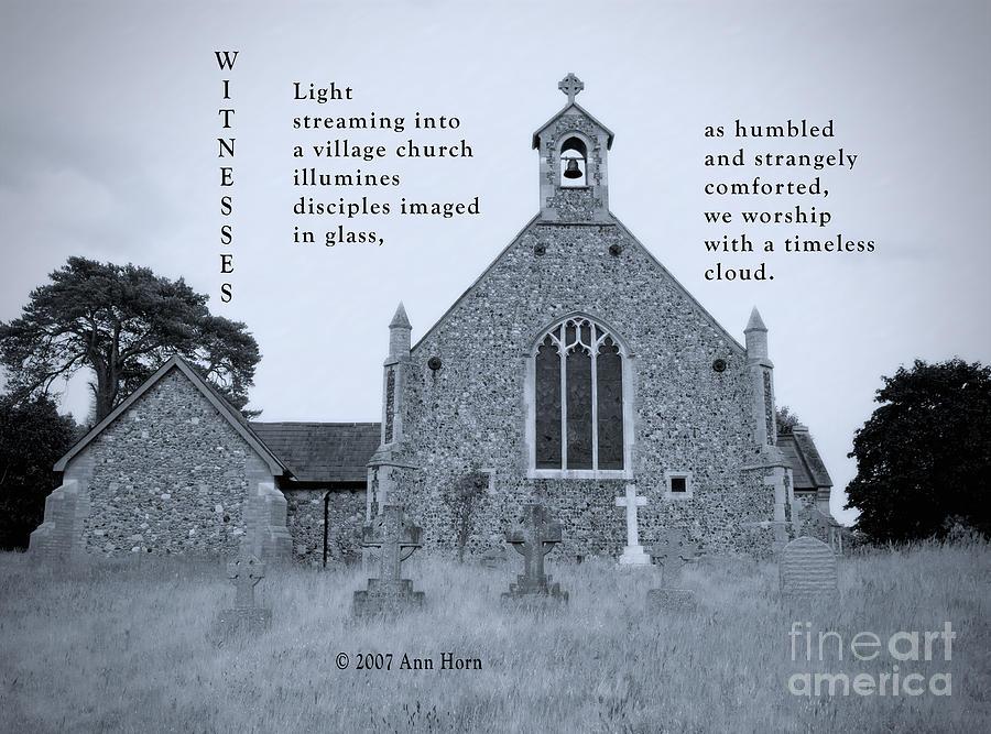 Witnesses by Ann Horn
