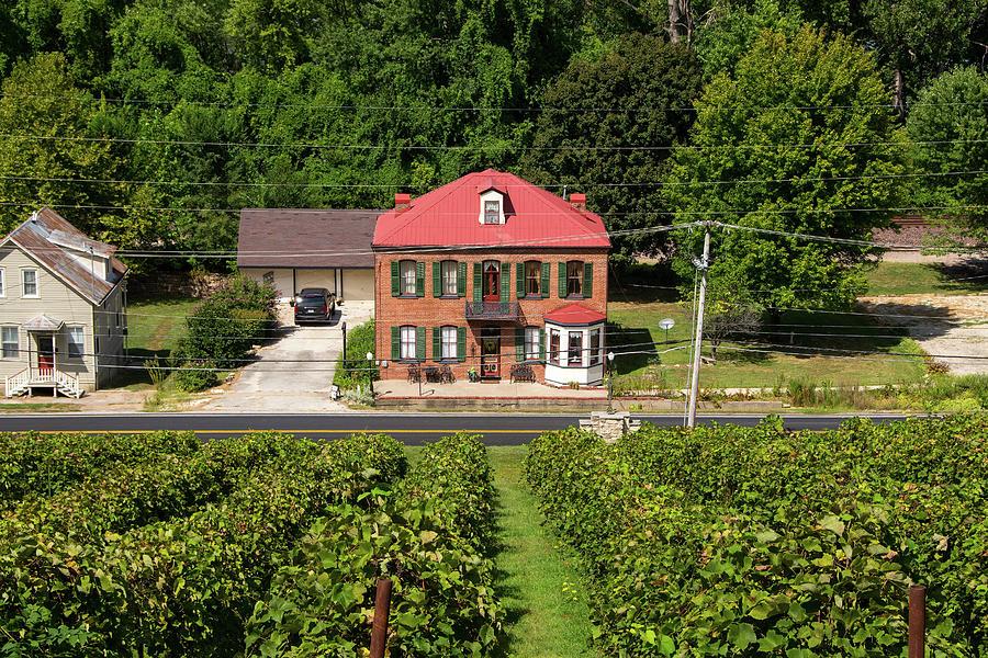 Wohlt House Photograph