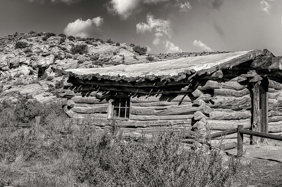 Arches National Park Photograph - Wolfe Ranch by Jim Thompson