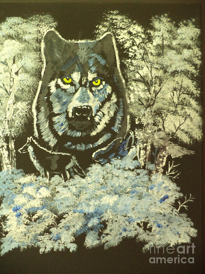 Wolves by Donald Northup