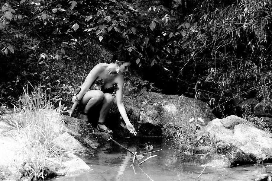 Woman Lake #03 Photograph