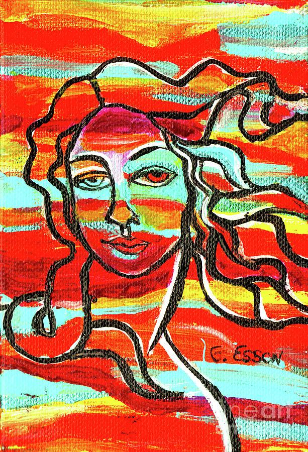 Woman Venus by Genevieve Esson