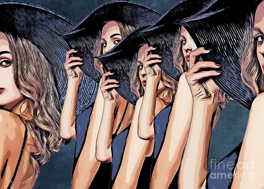 Women Seduction #women Digital Art