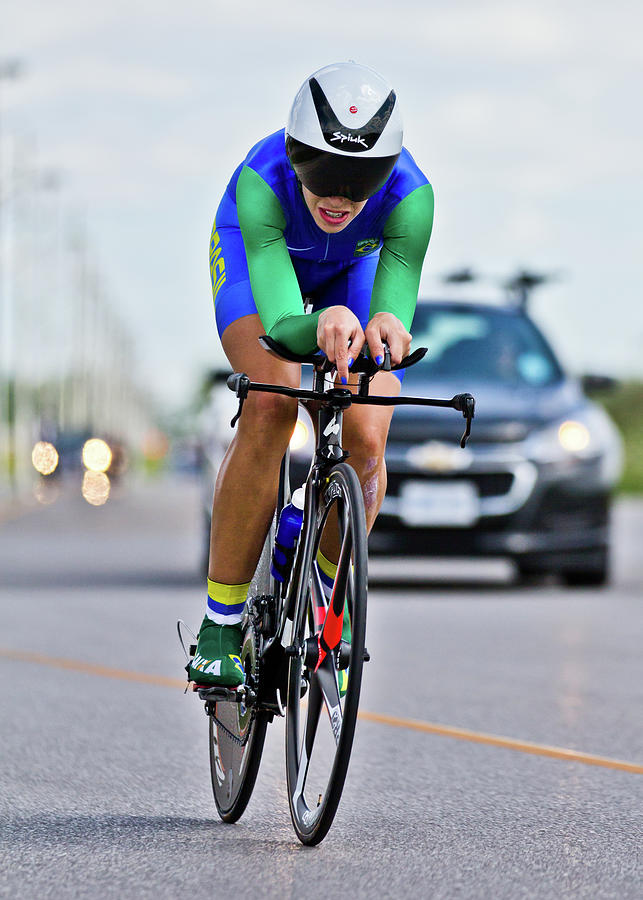 Womens Individual Time Trial No 4 Photograph