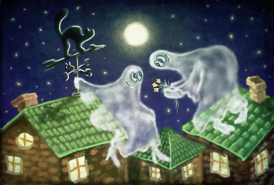Wonderful Night Classic Digital Art