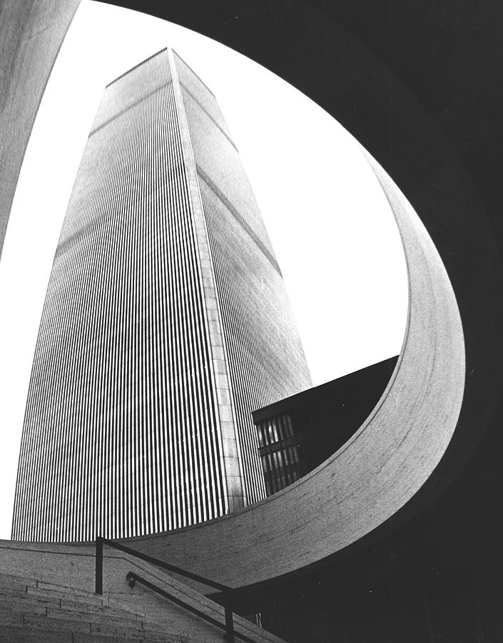 World Trade Center Two NYC by Steven Huszar