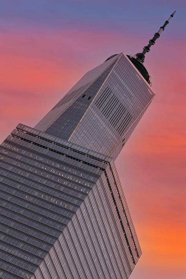 World Trade Center WTC by Susan Candelario