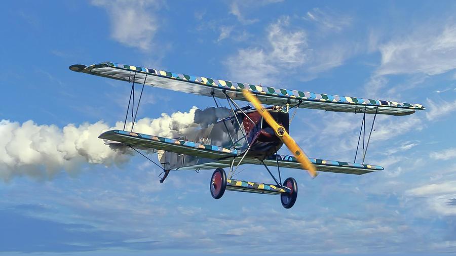 World War One Fokker Photograph