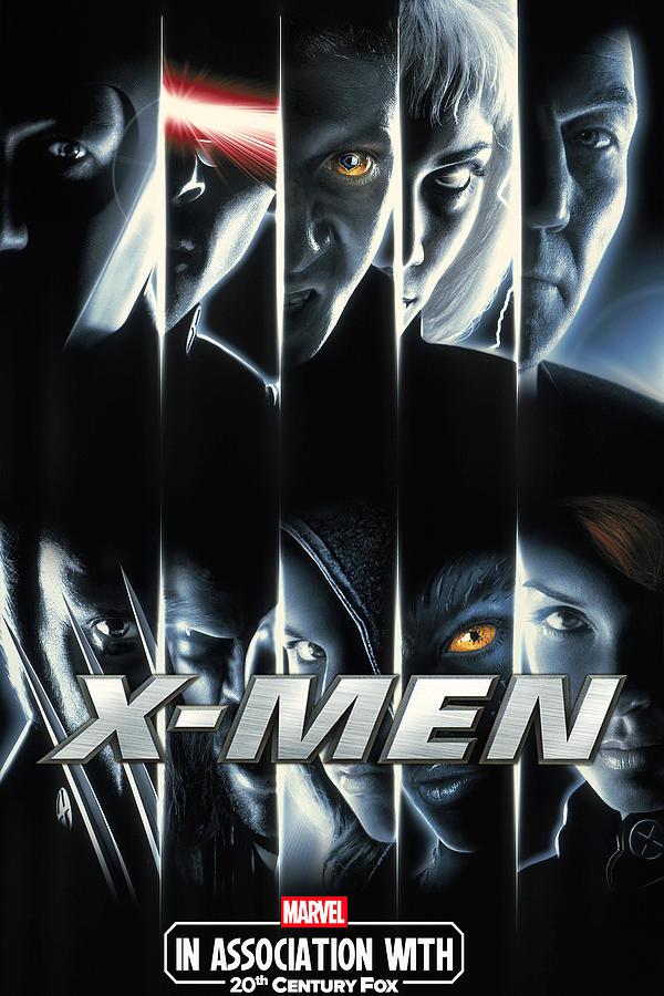 X Men 2000 Digital Art By Geek N Rock