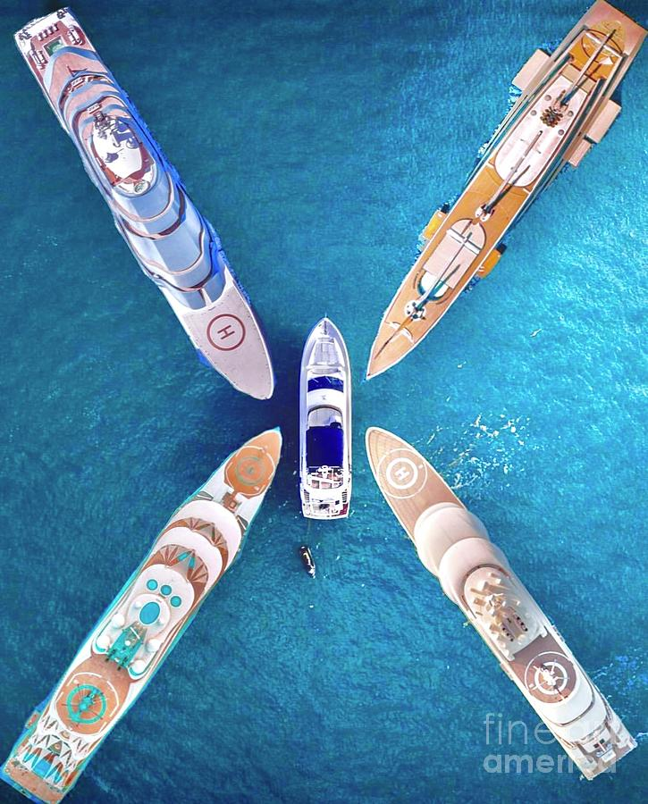 Yacht Life  by EliteBrands Co