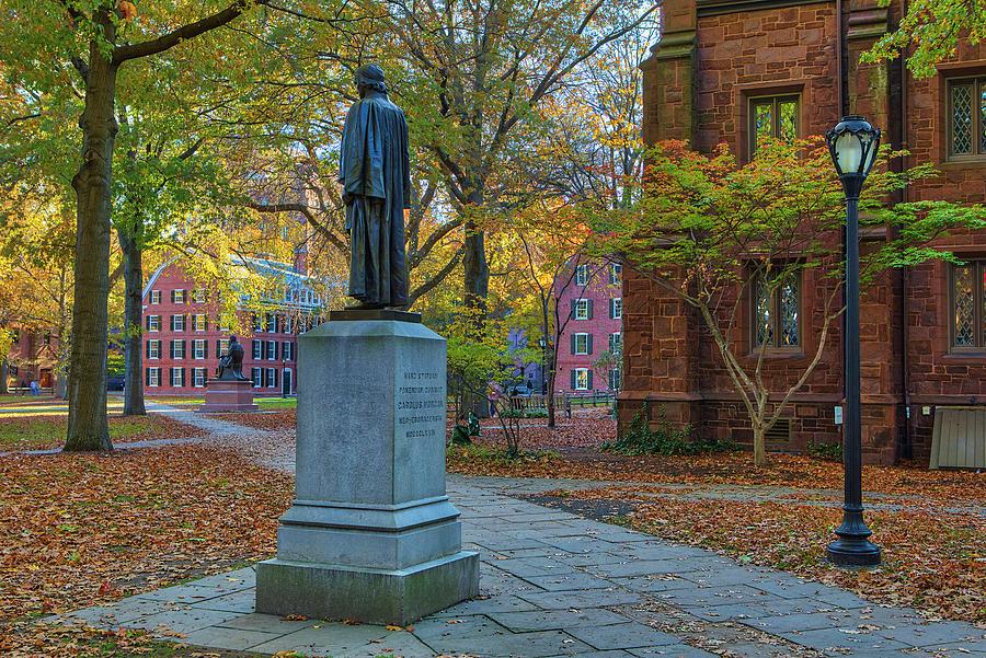 Yale University by Juergen Roth