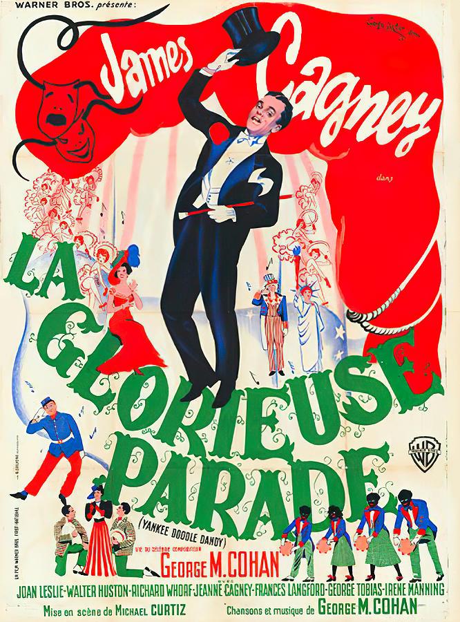 yankee Doodle Dandy, 1942 Mixed Media