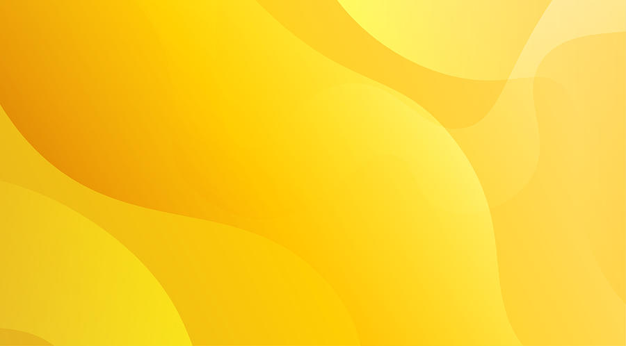 Yellow and orange unusual background with subtle rays of light Drawing by Govindanmarudhai