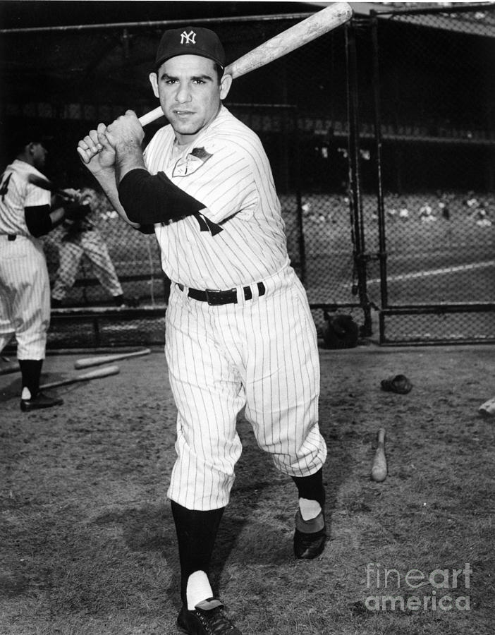 Yogi Berra Photograph by National Baseball Hall Of Fame Library