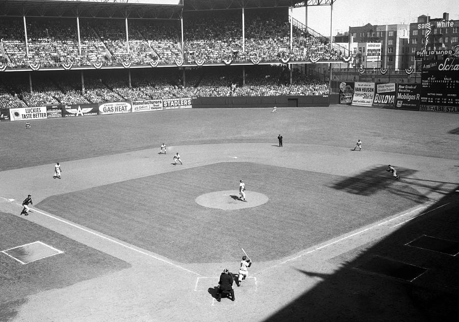 Yogi Berra Photograph by New York Daily News Archive