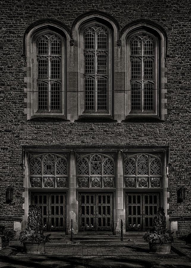 Yorkminster Park Baptist Church No 1 Photograph