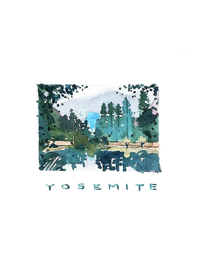 Yosemite Design Painting