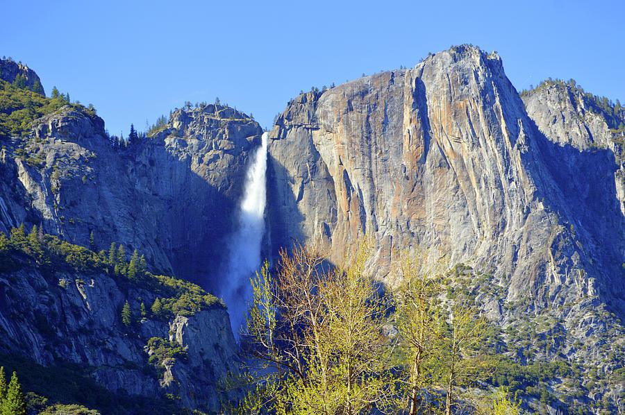Yosemite Falls 2021 Color Photograph