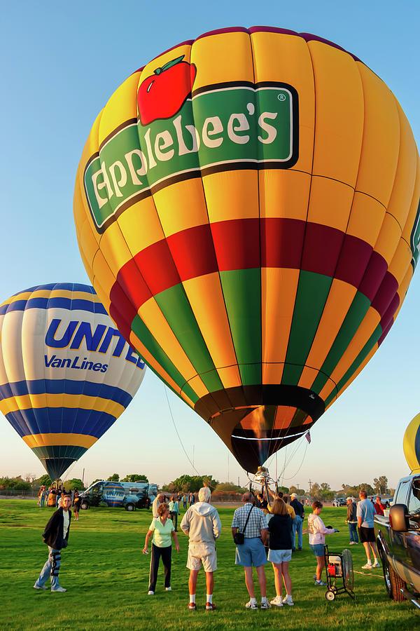 Arizona Photograph - Yuma Balloon Festival-104.jpg by Jack and Darnell Est