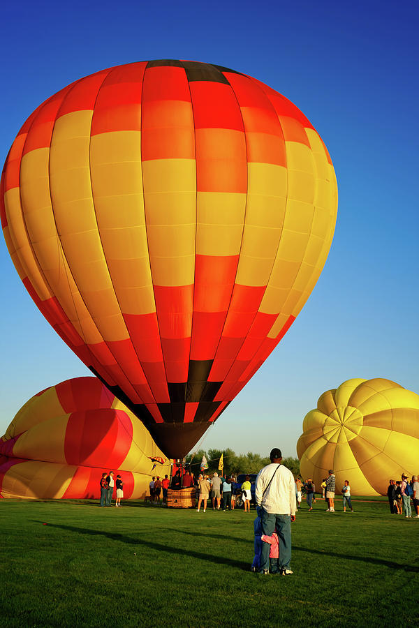 Arizona Photograph - Yuma Balloon Festival-108.jpg by Jack and Darnell Est