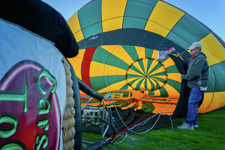 Arizona Photograph - Yuma Balloon Festival-109.jpg by Jack and Darnell Est