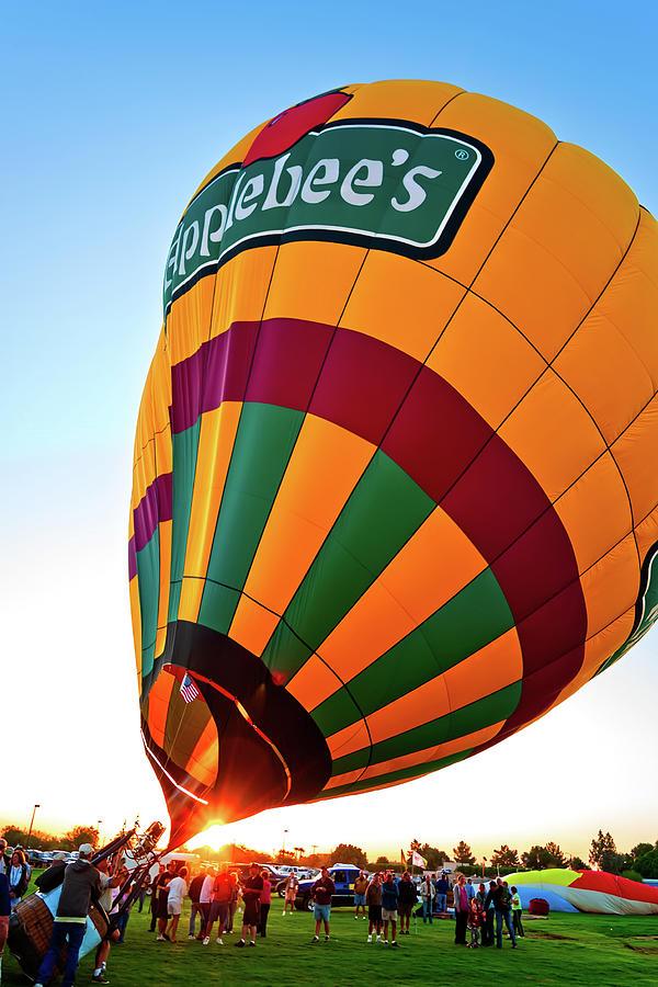 Arizona Photograph - Yuma Balloon Festival-110.jpg by Jack and Darnell Est