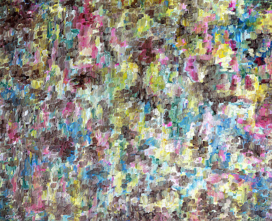 Abstract 195 Painting