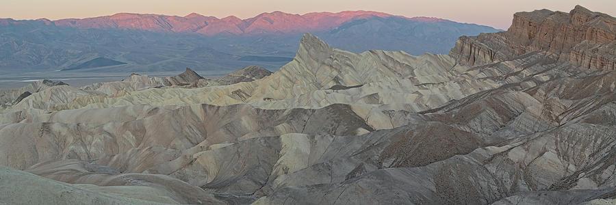 Zabriski Point Death Valley by Mike Gifford