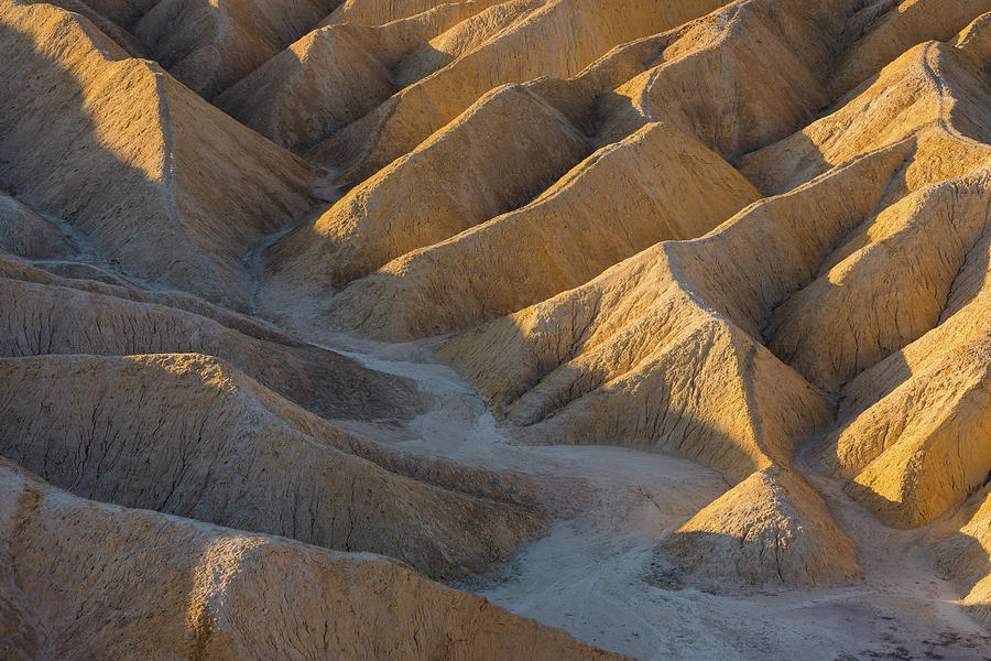 Zabriskie Abstract Photograph