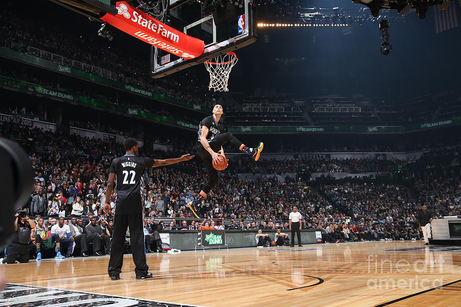 Zach Lavine Photograph by Reid Kelley