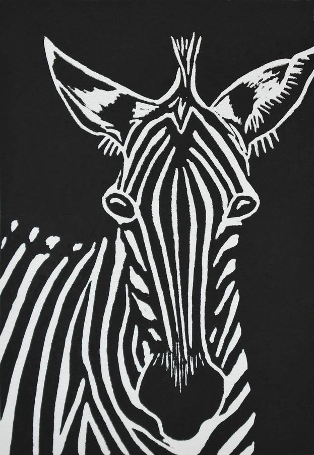 Zebra Relief