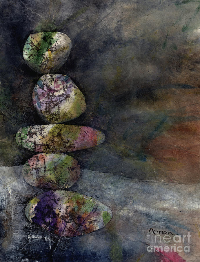 Zen Balance Painting